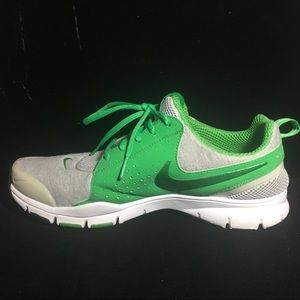 Nike Women's Athletic Shoes Green Gray Size 10
